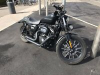 Harley Davidson Sportster 883 Iron - 2011, 7050miles - £5250 ONO