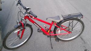 Vélo norco 24 po livraison disponible