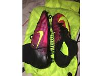 Men's mercurial Superfly football boots size 10.5