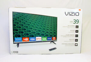"*Brand New Factory Sealed!* Vizio 39"" LED Smart HDTV"