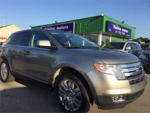 2008 Ford Edge Limited       NEW SAFETY!     CLEAN TITLE!