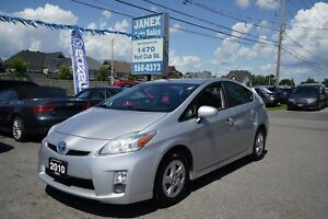 2010 Toyota Prius ACCIDENT FREE | ONE OWNER