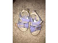 Boys sandals next size 4