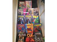 Graphic novels and annuals