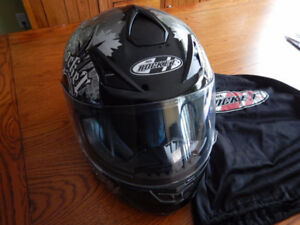 Joe Rocket Motorcycle Helmet