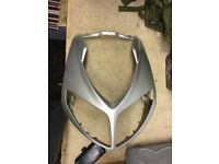 Speedfight 2 grey front panel