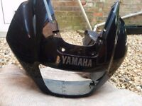 used nose cone for 97 xj 600 diversion