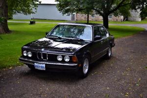 BMW E23 - 735i 1986