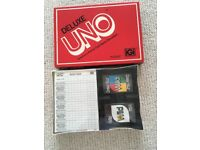 Vintage board games.