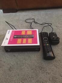 Humax HB-1000s Freesat HD reciever
