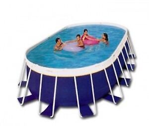 Legacy Pool - New, in-box, outdoor, above-ground Pool + Liner