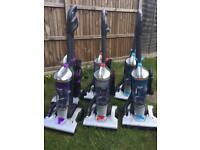 Free delivery vax pet bagless upright vacuum cleaner Hoovers cc