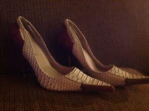 Woman's shoes and heels
