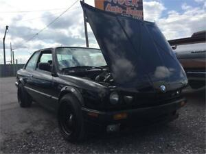 1987 BMW 3 Series 325iS**MANUAL**5.0L V8 SWAP E30***COUPE**RARE