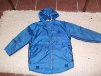 Adidas boys coat size 30/32