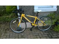 """Boy's road bike (14"""" frame)"""