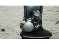 Dtr 125 / SC 125 engine