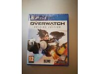 Overwatch Origins Edition PS4 BNIB