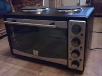 ANDREW JAMES 33L MINI COMBI OVEN FOR SALE. COULD DELIVER.