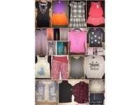 Girls Clothes Bundle . Age 7-8 (26 Items)
