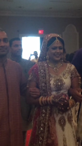 Indian Bridal Outfit (Lengha)