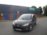 PEUGEOT 206 SPORT 2.0 HDi DIESEL - ONLY 1 OWNER FROM NEW - LOW MILES - FREE DELIVERY - P/X WELCOME