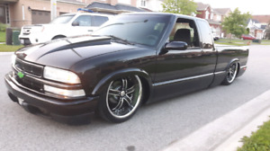 2002 s10 low rider on air ride