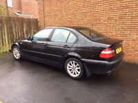 2004 320d BMW full year mot