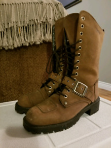 Female Martino Motorcycle Boots