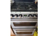 New World NH550TSIDLM Gas Cooker 55cm Great Condition