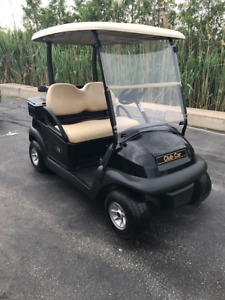Golf Cart 2013 club car precedent