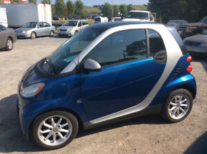 2008 Smart Fortwo SE auto paddle shift 158 km GAS 50 mpg$3500.00