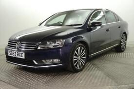 2013 Volkswagen Passat SPORT TDI BLUEMOTION TECHNOLOGY Diesel blue Manual