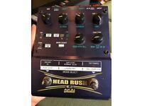Akai Headrush E2 - looper, delay and tape echo