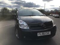 Toyota Corolla verso 7seater diesel