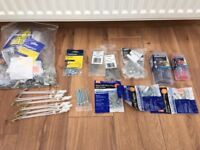 Plasterboard fixing and nails - HOUSE CLEARANCE