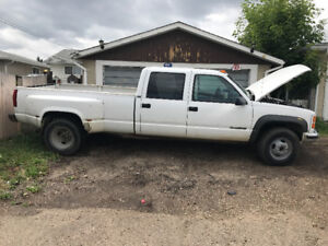 Trade for diesel box van no ford