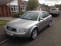 Audi A4 SE 2004 Good Condition