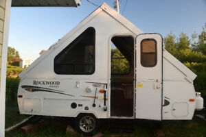 Rockwood Premier A124 A-Frame Pop-Up Camper