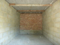 Single Lockup Garage for Rent – Reading