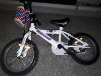 Girl Bike New