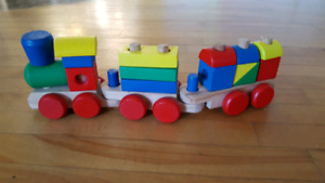 Train melissa & doug