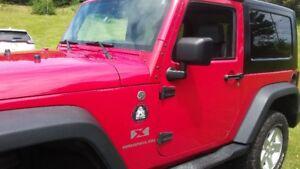 2007 Jeep Wrangler SHOWROOM CONDITION