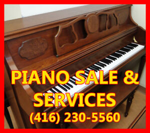★ SEP 14 - SEP 23 PIANO SALE ★ PIANOS FROM $895