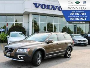 2015 Volvo XC70 T6 Premier Plus *LOCAL* *CERTIFIED PRE-OWNED*