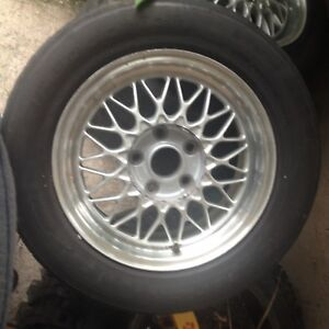B b s rims and tires