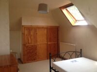 2 Double rooms available near Aberdeen University.