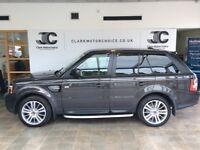 Land Rover Range Rover Sport SDV6 HSE (brown) 2012-09-27