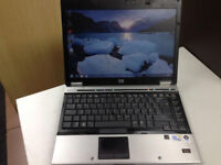 "HP ELITEBOOK 6930P LAPTOP. wireless. 14.1"". Ms office EXCELLENT CONDITION"