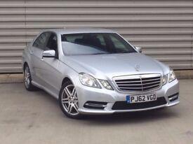 2013 Mercedes-Benz E Class 2.1 E250 CDI BlueEFFICIENCY Sport 7G-Tronic Plus 4dr **e250 sport